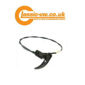Mk2 Scirocco Bonnet Release Cable & Handle (Early) 533823531